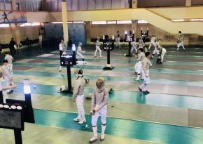 В Ташкенте стартовал Чемпионат РУз. по фехтованию